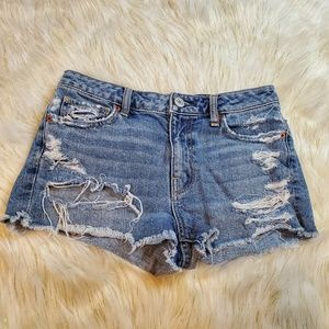 American Eagle Outfitters Cutoff Distressed Shorts